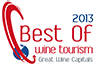 2013 Best of wine tourism